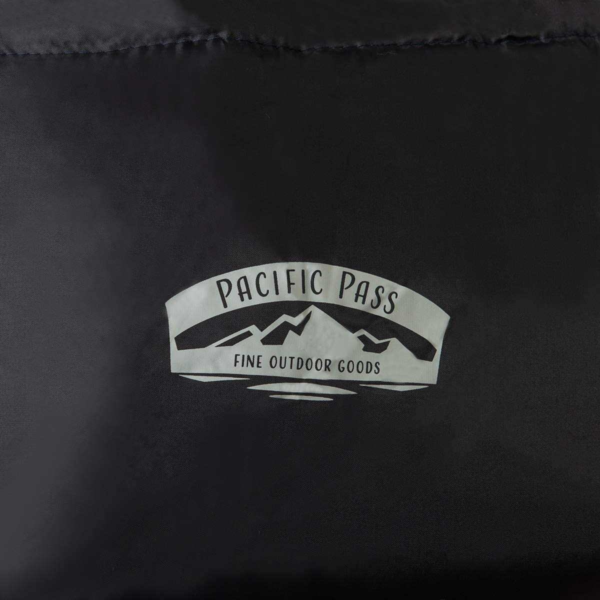 Pacific Pass Kids Sleeping Bag with Carry Bag Temperature 30 Degree