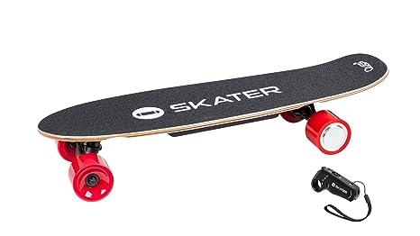 Quer Horizontal zab0025 eléctrico monopatín Skater con Mando ...