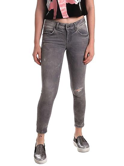 promo code 40fe8 fa41f Fornarina BE171L99D872RN Jeans Women: Amazon.co.uk: Clothing