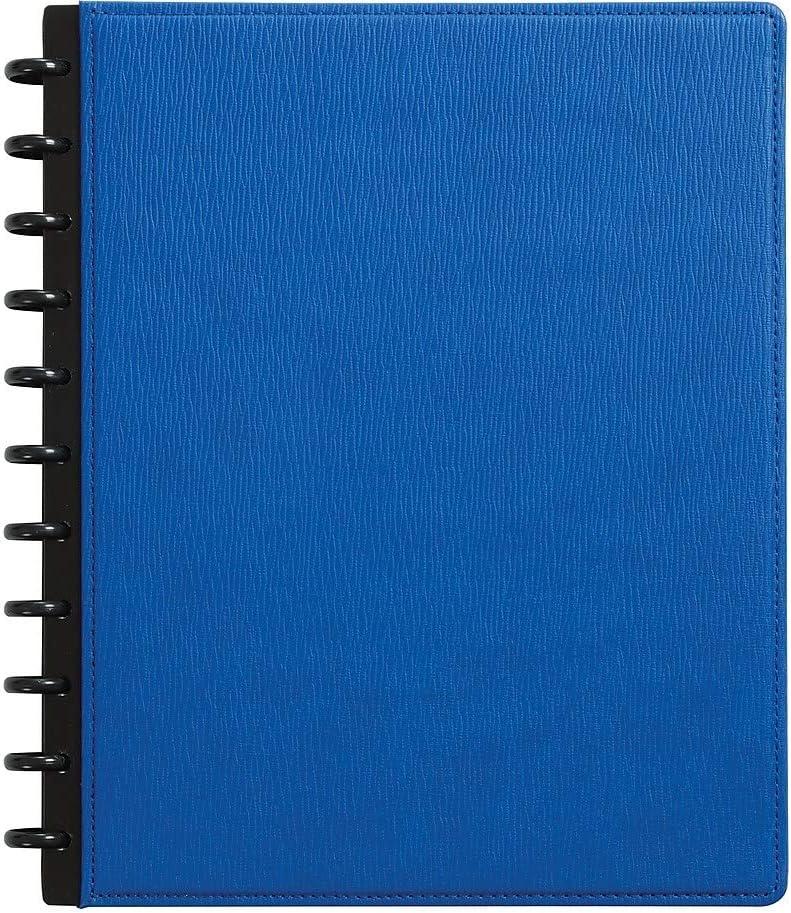 Staples 2724489 Arc Customizable Notebook System 8-1/2-Inch x 11-Inch Cobalt Blue Each