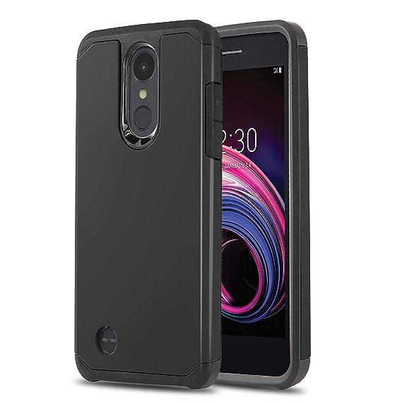 the latest 4ff65 9f836 Amazon.com: Phone Case for [LG Phoenix 4 / LG Phoenix 3 (AT&T ...