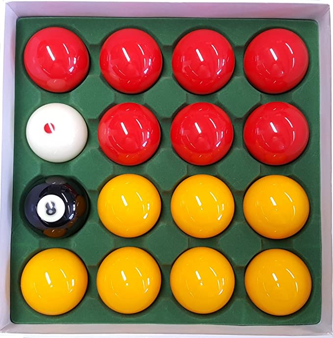 Cyclop Tournament - Pelotas de Billar (50,8 mm), diseño de Bola ...