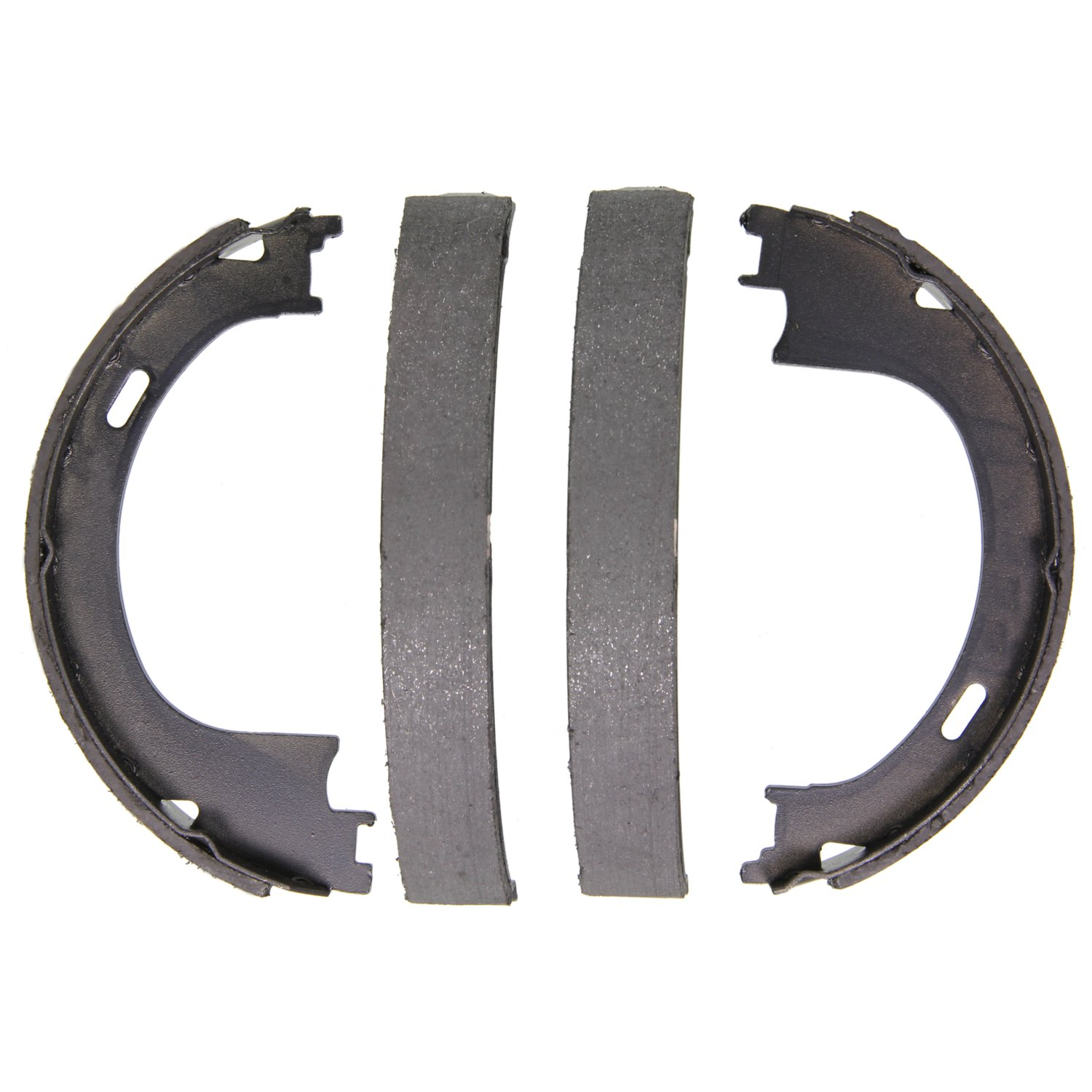 Wagner QuickStop Z752 Parking Brake Shoe Set, Rear