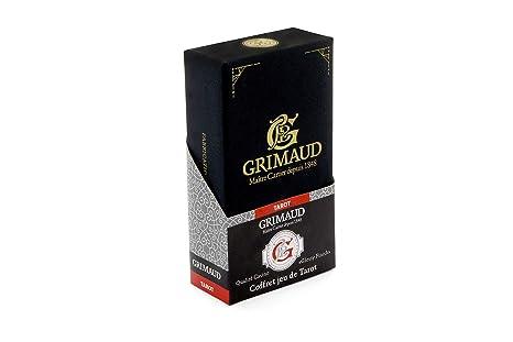Amazon com: Grimaud Expert 130007958 Tarot Card Box Black