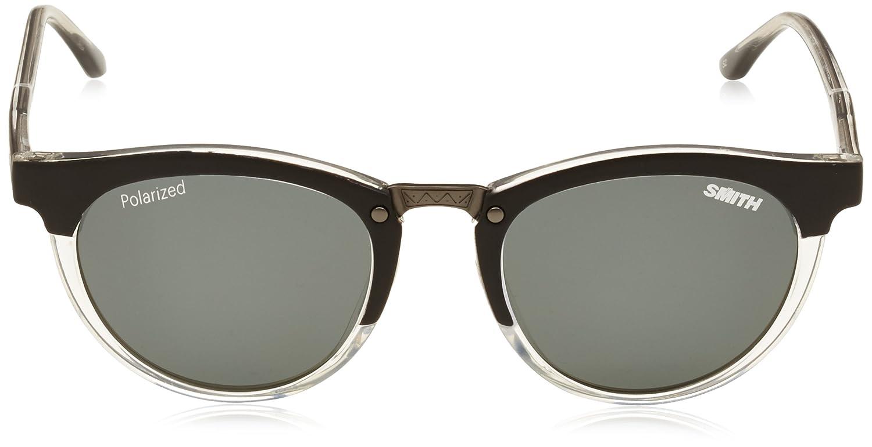 Sunglasses Smith Questa 0FWV Matte Black Crystal//EE gray polarized pz lens