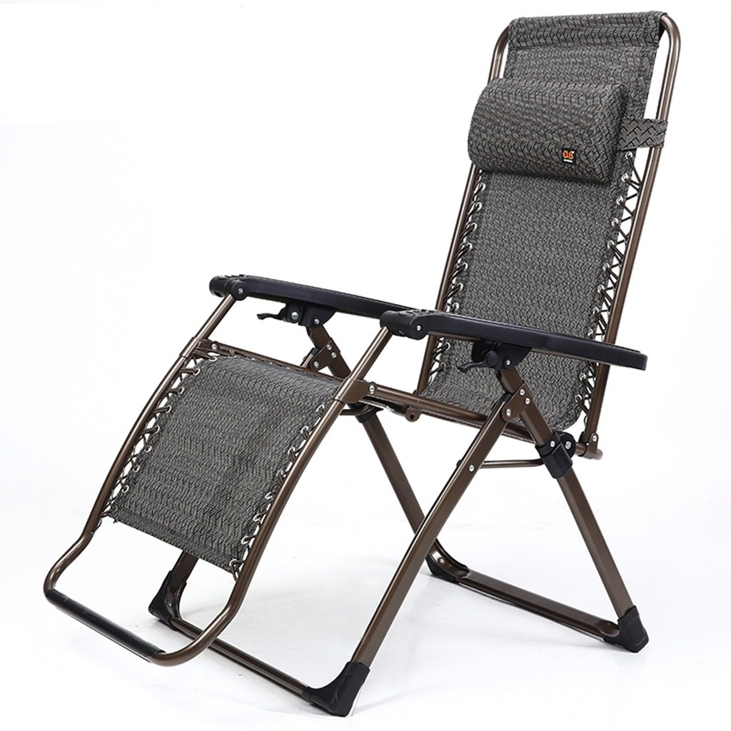 Camping Stuhl Mit Beinauflage Für Schwere  Herrenchen Klappliegeplatz Reisen Outdoor Angeln Portable Sitz Metall Chaiselongue Stuhl, Halten 210 Kg