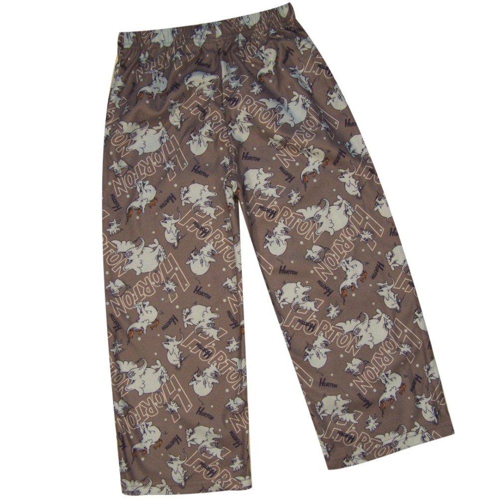 Dr Seuss Toddler Boys Horton Hears A Who Coat-Style Pajamas