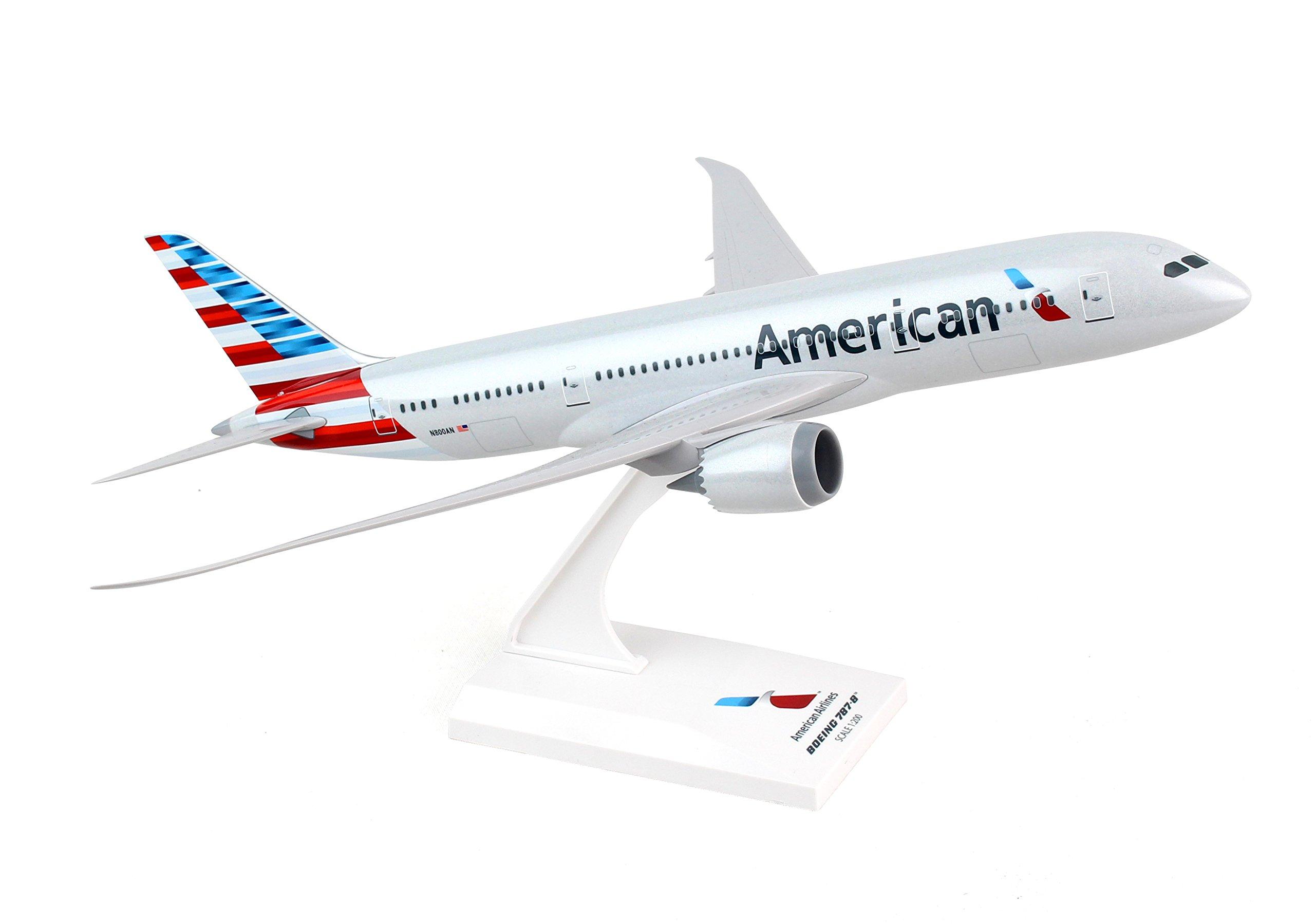 Daron Worldwide Trading Skymarks American Airlines Boeing 787 8 1/200 Vehicle