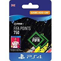 FIFA 20 Ultimate Team - 750 FIFA Points DLC - PS4 Download Code - UK Account