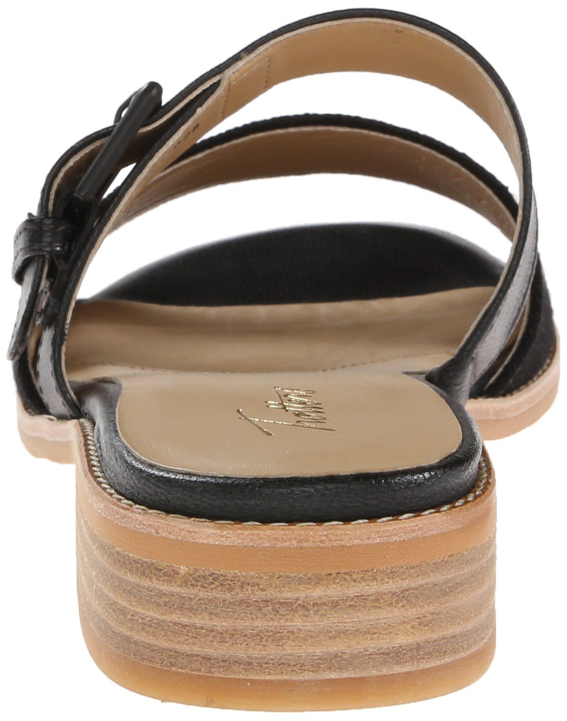 Trotters Women's Billy Dress Sandal B00M15NNL0 7 N US Black/Black Linen