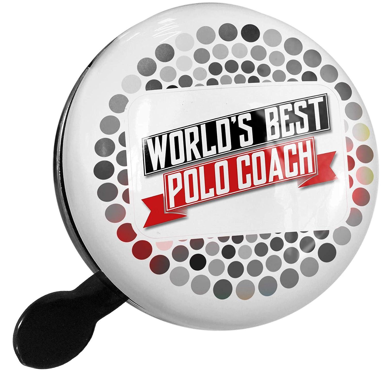 Amazon.com : NEONBLOND Bike Bell Worlds Best Polo Coach ...