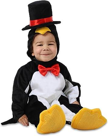 Penguin Costume Baby Toddler Halloween Fancy Dress