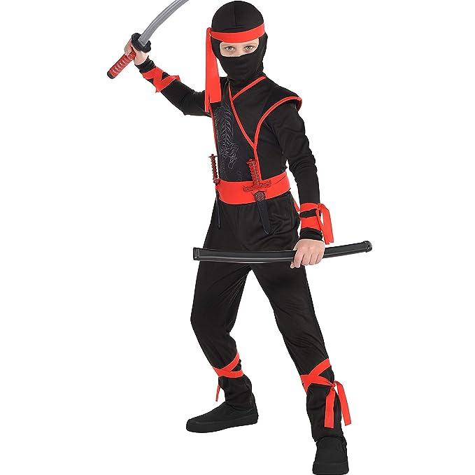 Amazon.com: Amscan Shadow Ninja Child Costume: Toys & Games