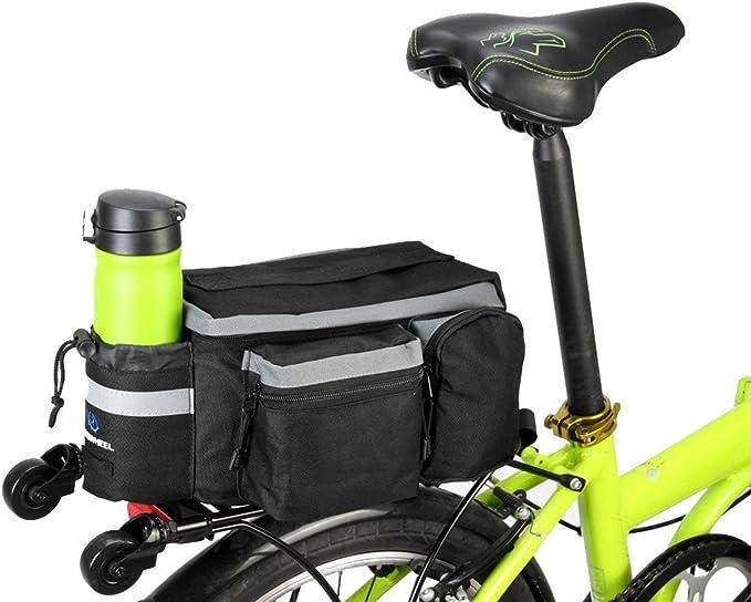 wasserfest MTB Mountain Radfahren Gepäckträgertasche Fahrrad hinten Sitz Tasche