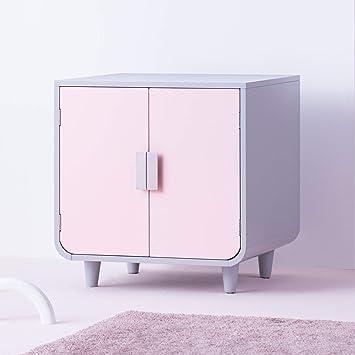 Staart Caja de Arena de Madera para Gatos Dyad en Color Rosa Chablis, Pink, Talla única: Amazon.es: Productos para mascotas