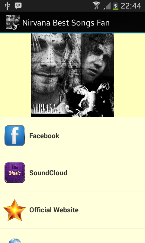 Nirvana Best Songs Fan Amazon Ca Appstore For Android