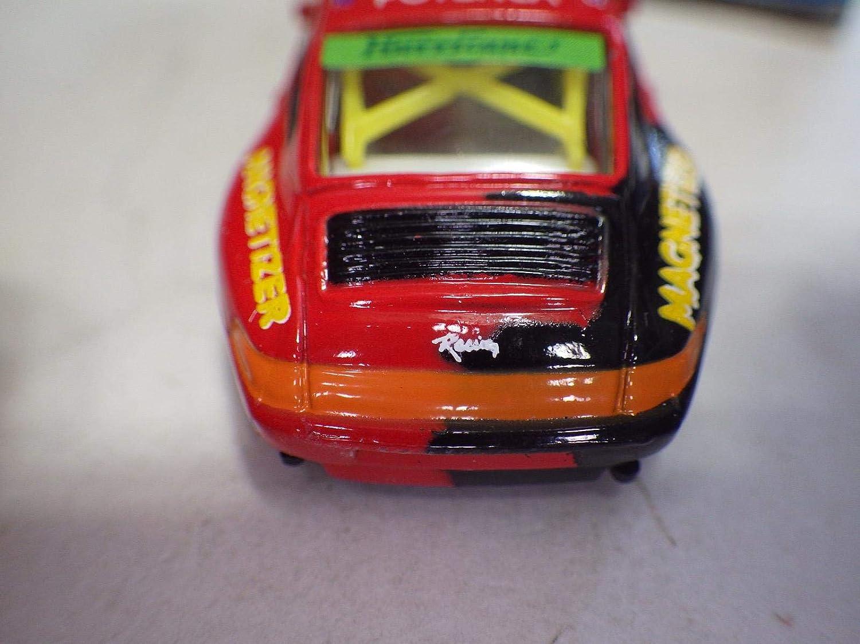 Amazon.com: Edocar Touring Series (Netherlands) Red Porsche 911 Carrera Coupe (Potenca) Nib: Toys & Games