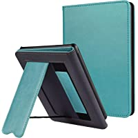 CoBak Kindle Paperwhite Case with Stand - Durable PU Leather Smart Cover with Auto Sleep Wake, Hand Strap Feature, ONLY…