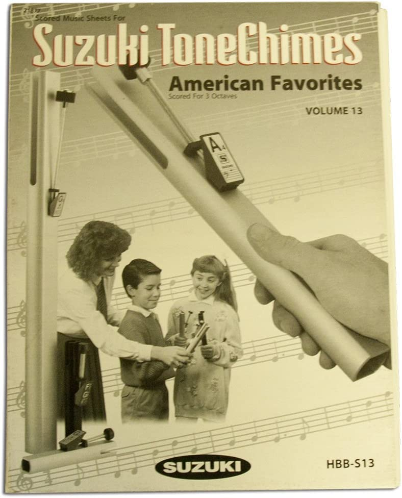 Volume 7 International Favorites Musical Instrument Corporation HBB-S7 Tonechimes Method Book