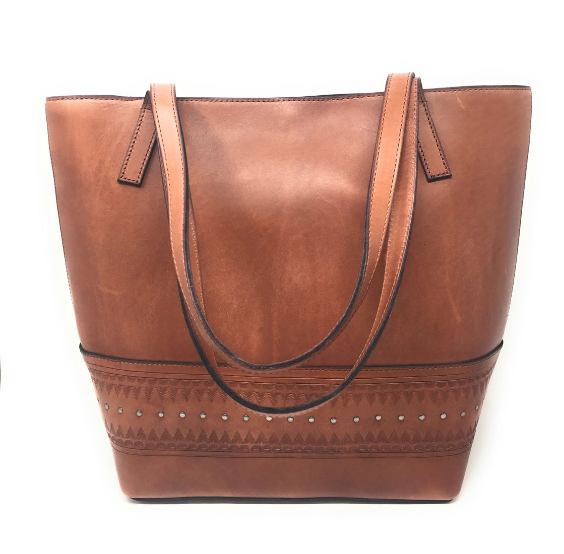Lucky Addie Tote, Toffee