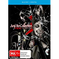 Junji Ito Collection - The Complete Series [Blu ray] [Blu-ray]