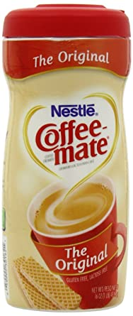 Nestle Coffee Mate Regular Original Powdered Coffee Creamer 16 Oz 2 Pack Amazon Com Grocery Gourmet Food