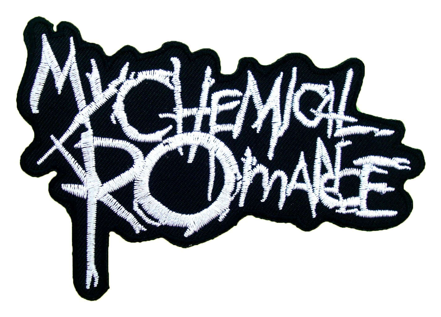 amazon com 1 x my chemical romance rock band logo t shirts mm33 rh amazon com Twenty-One Pilots Logo Blink 182 Logo