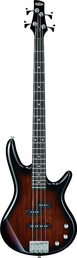 Ibanez Jumpstart jsr190 Walnut Sunburst – Pack guitarra baja: Amazon.es: Instrumentos musicales