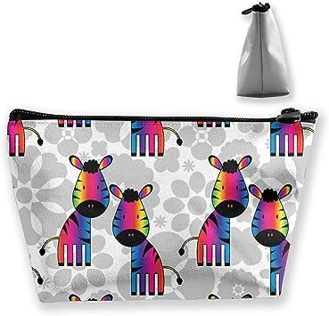 Beautiful Tiger.PNG Makeup Bag Zipper Organizer Portable Cosmetic Bags for Women: Amazon.es: Equipaje
