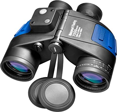 Barska Deep Sea 7x50 Waterproof Marine Binoculars