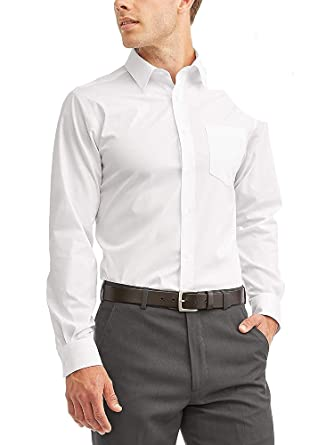 896c3677e926b Soormey-IKON Men's 100% Cotton Regular fit Full Sleeve Formal Shirt