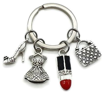 93b416a330a7 Amazon.com  Kit s Kiss Fashion Keychain