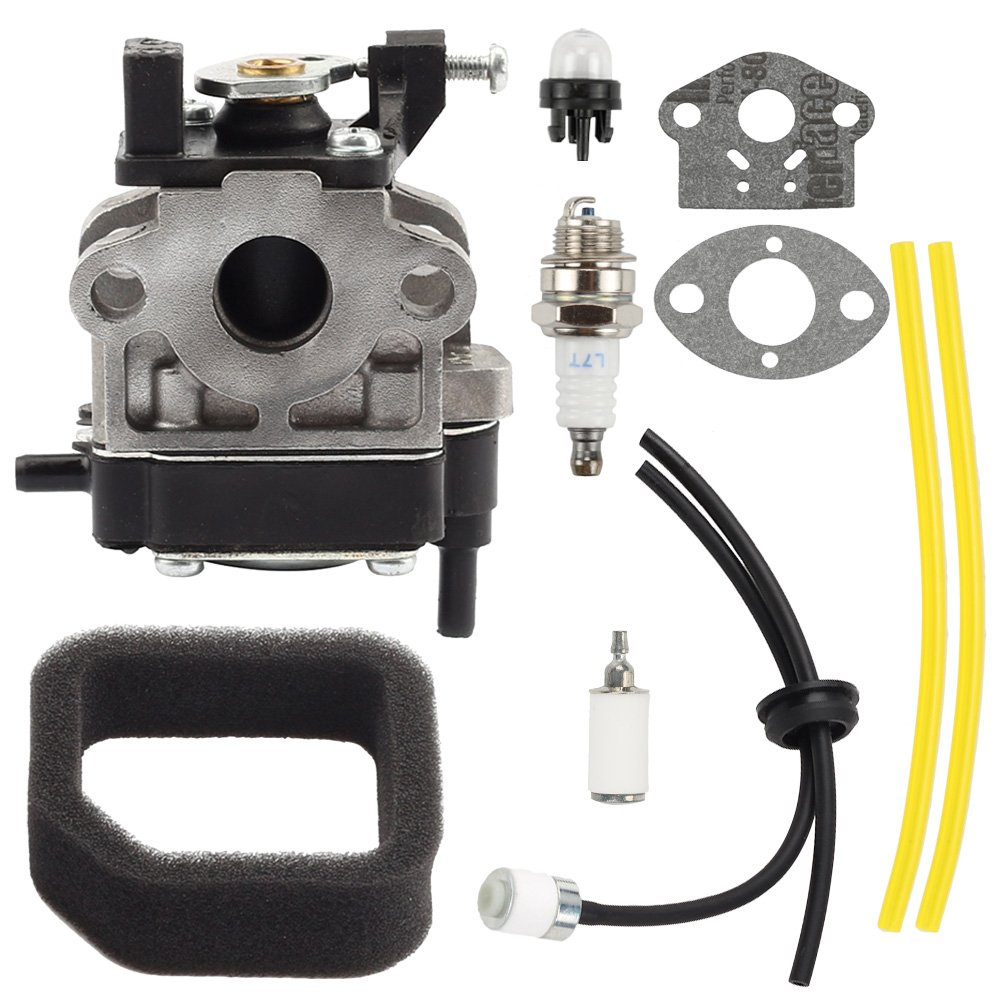 Harbot 308480001 Carburetor Tune Up Kit for Toro 51944 51945 51946 51947 51948 51952 51954 51955 51956 51957 51958 51972 51974 51975 51976 51977 51978 51998 51984 51985 51986 51992 String Trimmer by Harbot