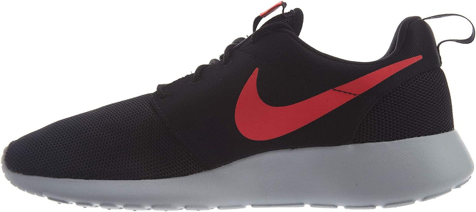 Nike Mens Roshe One Running Shoes Black