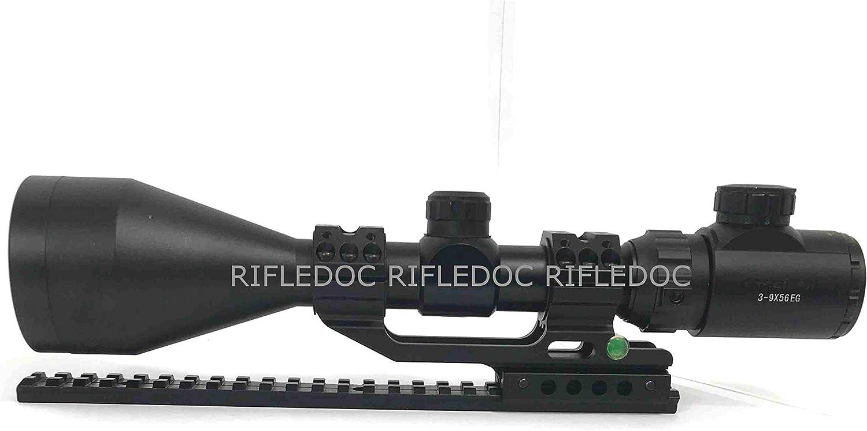 ZEITWISE Blockmontage f/ür 21mm Weaver Picatinny Schiene//Zielfernrohr 25,4-30mm Durchmesser