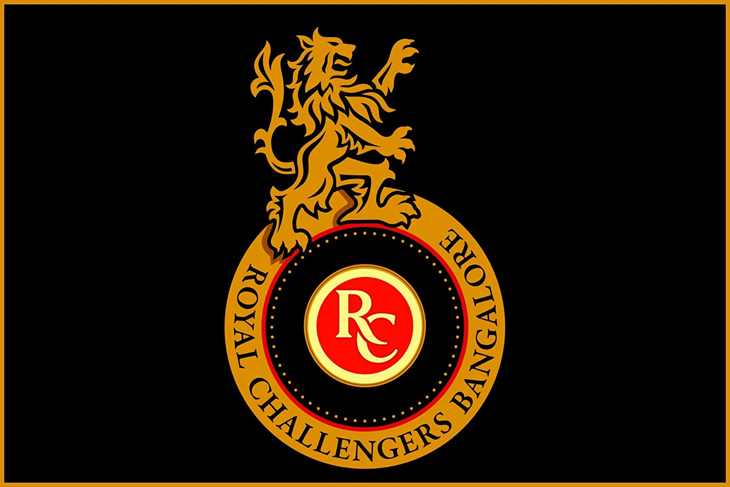 IPL Royal-Challengers-Bangalore Old Paper FineArt Wall Poster ...
