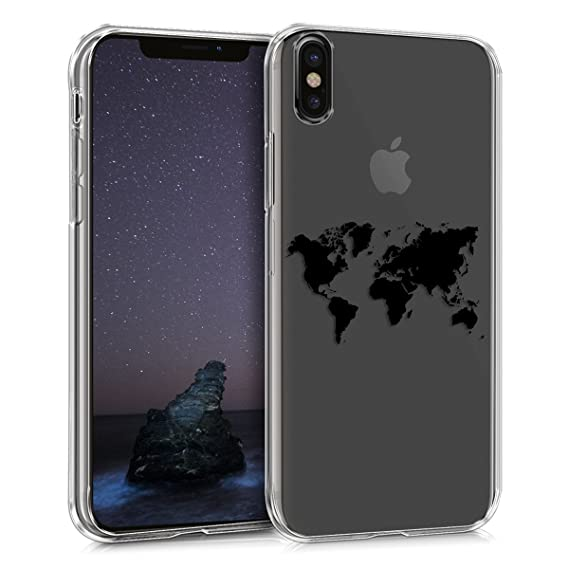 Image Unavailable. Image not available for. Color  kwmobile TPU Silicone  Case for Apple iPhone X ... ee8c73683a