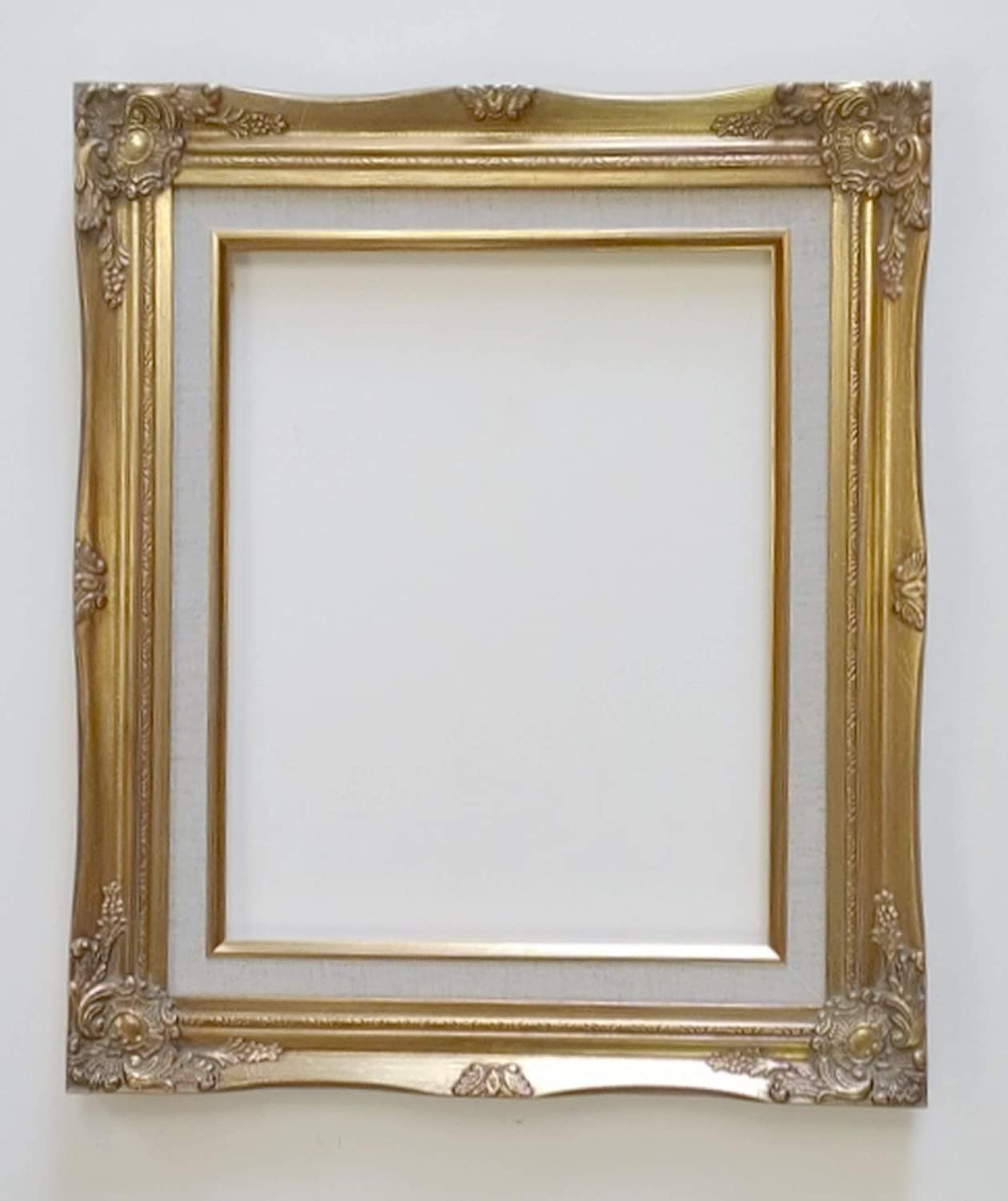 0d62514f5fd0 Amazon.com - TP Picture Frame Only-11x14 Old Gold Ornate