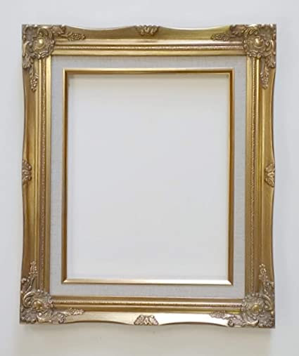 942b82223469 Amazon.com - TP Picture Frame Only-11x14 Old Gold Ornate