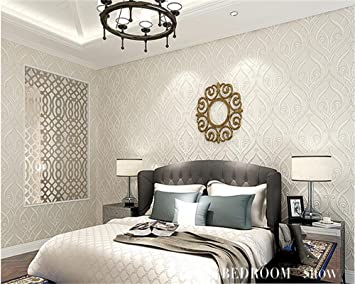 GroBartig Toprate Vliestapete, 3d Stereo, Barock, Dekoration Ideal Für Schlafzimmer,  Wohnzimmer, Wohnzimmer
