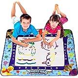 JAMSWALL おえかき カラフルシート 水で絵描き 知育玩具 ぬりえ おもちゃ 子供プレゼント