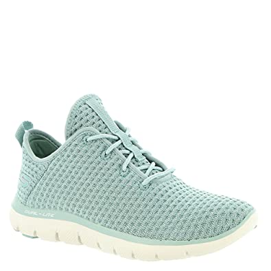 f8ea3558eb32a9 Skechers Flex Appeal 2.0 Bold Move Womens Slip On Sneakers Sage 11 ...