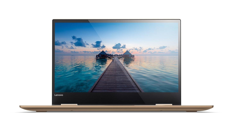 TALLA 256 GB SSD + 8 GB RAM. Lenovo Yoga 720 Cobre Híbrido (2-en-1) 33,8 cm (13.3