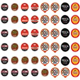 High Caffeine Coffee Pods Variety Pack - Sample The Strongest Coffee From the Top Brands with Our Extra Caffeine Sampler…