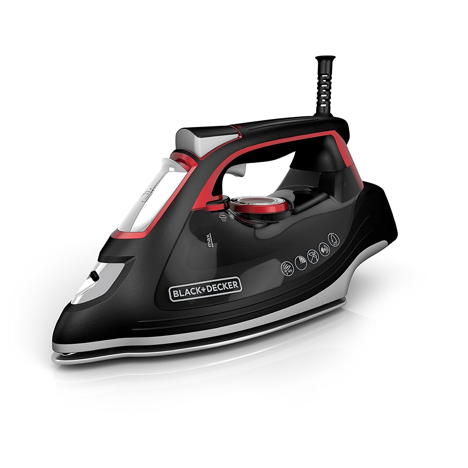 BLACK+DECKER IMPACT Advanced Steam Iron, IR3010 Black & Decker