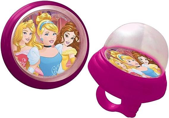 Bocina Presion Niña Infantil Princesas Princess a Manillar ...