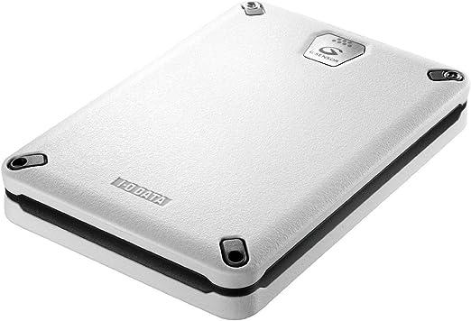 I-O DATA HDD ポータブルハードディスク 500GB USB3.0/Gセンサー/耐衝撃対応 日本製 HDPD-AUT500WB