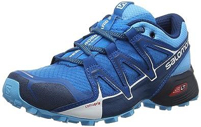 newest 4f98f 102b4 Salomon Femme Speedcross Vario 2 Chaussures de Trail Running, Bleu Bleu  Ciel (Hawaiian