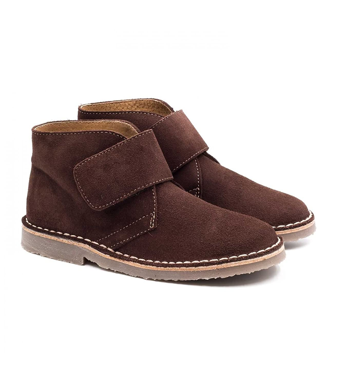 Boni Marius II - Chaussures Enfant Cuir Scratch Boni Classic Shoes
