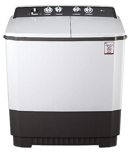 LG 8 5 kg Semi-Automatic Top Loading Washing Machine (P9560R3FA